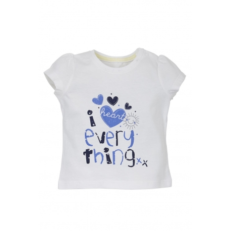 Mothercare - Tricou fetite I Love Everything