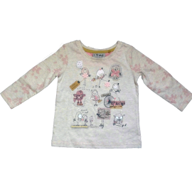 Next - Bluza fetite Circus Friends
