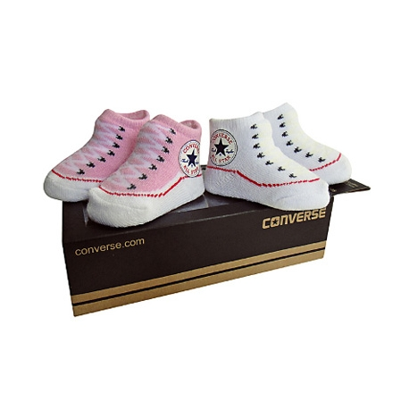 Converse - All Star Infant Booties cutie