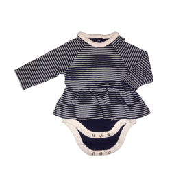 Mamas&Papas - Body Tip Rochita Navy Stripes