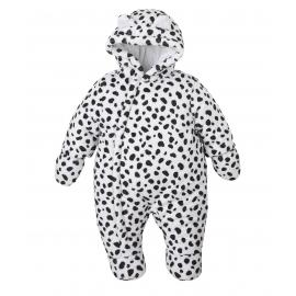 Mothercare - Salopeta Dalmatian Snowsuit