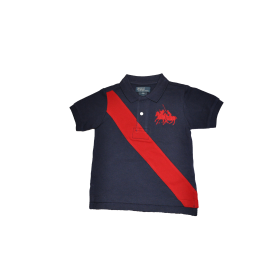 Ralph Lauren - Tricou Polo Red Stripe