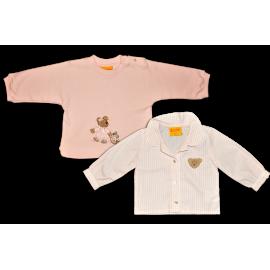 Steiff - Set camasa si pulover Logo Bear