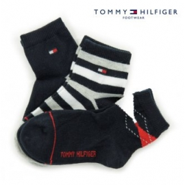 Tommy Hilfiger - Sosete Baby Giftbox (3buc)