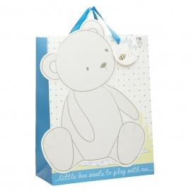 Mothercare - Punga cadou Bunny Baby Boy