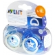 Philips AVENT - SCF176/22 Suzete 6-18 luni Glow in the Dark (2 buc) cutie