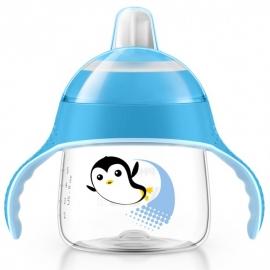Philips Avent - SCF751/17 Cana bebelusi cu tetina Soft Spout Cup 6+ luni 200ml Bleu