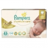 Pampers - Scutece Premium Care 1 New Baby Value Pack 78 buc