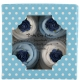 Bluebird - Baby Cupcake Body Unisex Cutie