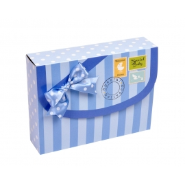 Bluebird - Set cadou Special Delivery 3-6 luni, Baieti