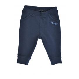 Tommy Hilfiger - Pantaloni fetite Little Hilfiger Navy