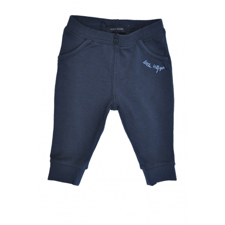 Tommy Hilfiger - Pantaloni fetite Little Hilfiger Pink