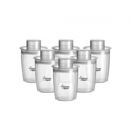 Tommee Tippee - Doza lapte praf , 6 buc