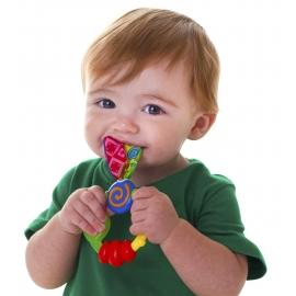 Nuby - Wacky Jucarie dentitie bebelusi