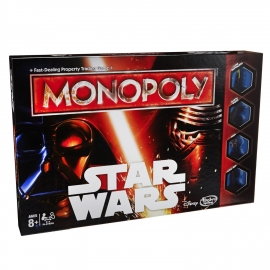 Monopoly - Star Wars Edition Board Game