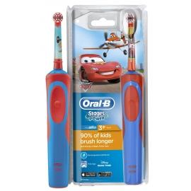 Braun Oral-B - Periuta de dinti electrica pentru copii Stages Power 3+ ani