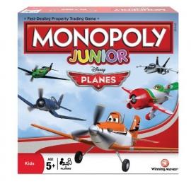Monopoly - Junior Editie Disney Planes