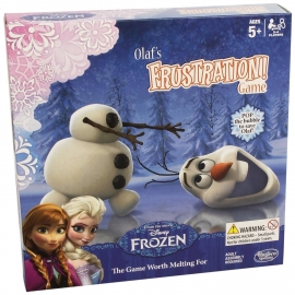 Joc Frozen Olaf's Frustration Board Game
