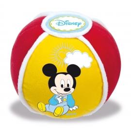 Clementoni - Minge de activitati Disney Mickey Mouse pentru bebelusi