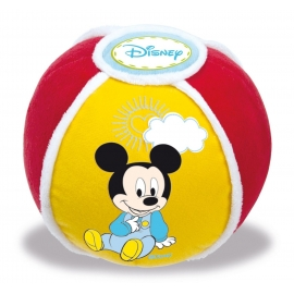 Clementoni - Minge de activitati Mickey Mouse pentru bebelusi