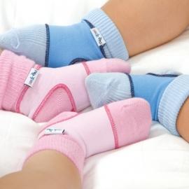Ons - Sock Ons (Bleu)