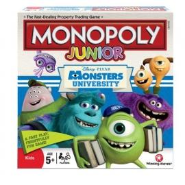 Monopoly - Junior Editie Disney Monsters University spate cutie