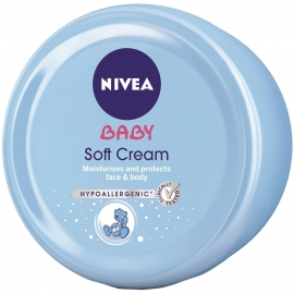 Nivea Baby - Crema Baby Soft Cream, 200 ml