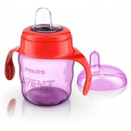 Philips Avent - Cana Easy Sip Spout Cup Mov 6+ luni 200ml
