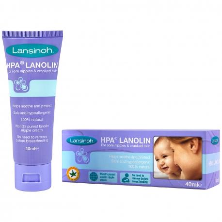 Lansinoh - Crema cu Lanolina HPA 40 ml
