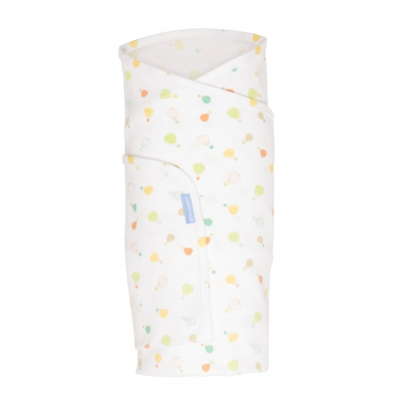 Paturica infasat Gro Swaddle Up and Away cutie