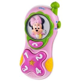 Clementoni - Jucarie interactiva Telefon Minnie Mouse