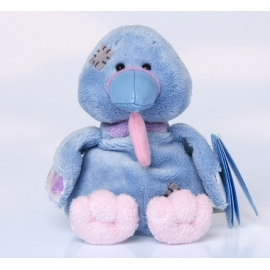 Me to You - Blue Nose Friends Curcanul Cranberry , Medium, 9""