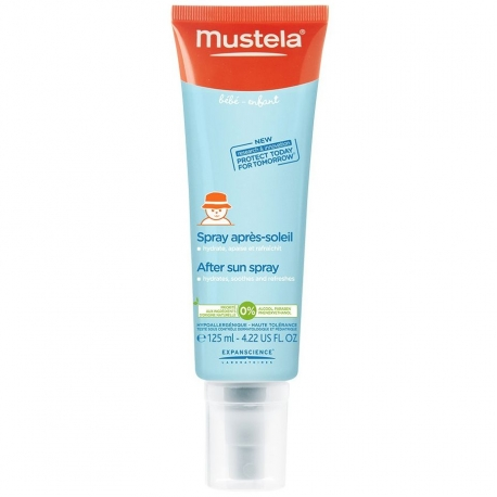 Spray hidratant Mustela After Sun, 125ml