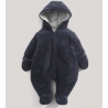 Mamas&Papas - Salopeta Fur Pramsuit, Welcome to the World, Bleumarin