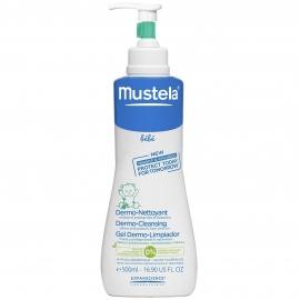 Mustela - Gel spumant Dermo-Cleansing pentru piele normala, 500ml