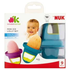 NUK - Annabel Karmel by NUK Ice Lolly Moulds