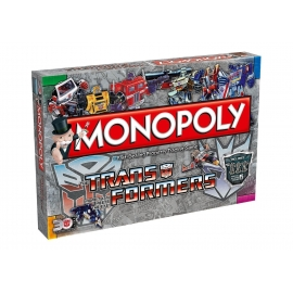 Monopoly - Editie Transformers