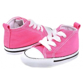 Converse - Tenisi All Star Crib Trainers, First Star, Roz
