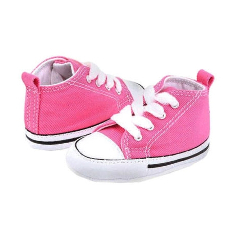 Converse - All Star Crib Trainers, First Sta, Roz