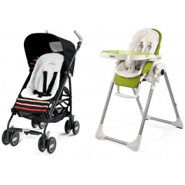 Peg Perego - Pernuta Kit Baby Cushion