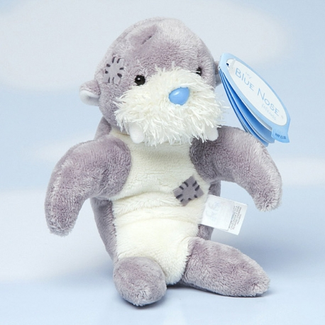 Me to You - Blue Nose Friends Morsa Blubber, Small, 4""