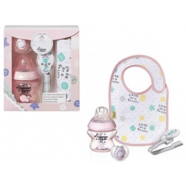 Tommee Tippee - Closer to Nature Set Cadou, S Pink