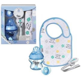 Tommee Tippee - Closer to Nature Set Cadou, S Blue