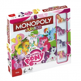 Monopoly - Junior Editie My Little Ponny