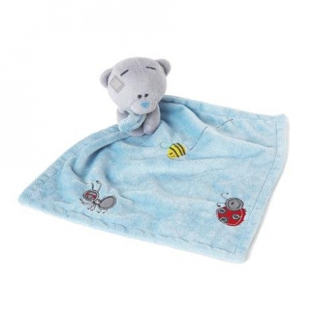 Me to You - Jucarie paturica Tiny Tatty Teddy Bear Baby Comforter