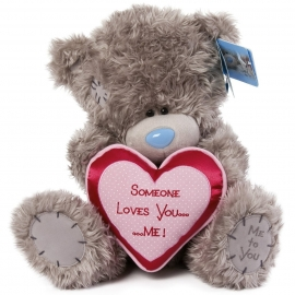 """Me to You - Ursulet Someone Loves You, Large, 12"""""""