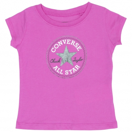 Converse - Tricou All Star Chuck Taylor, Eglantine