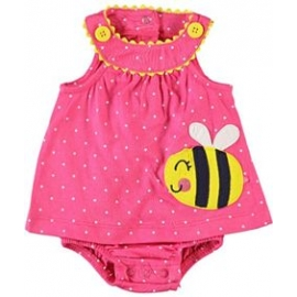 Carter's - Rochita Bee Sunsuit
