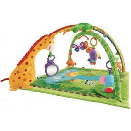 Fisher Price - Saltea Activitati Rainforest Gym