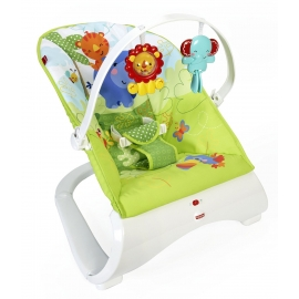 Fisher Price - Balansoar Rainforest Friends Comfort Curve